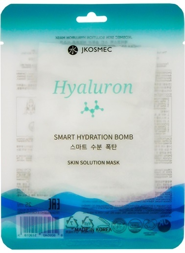 JKOSMEC Jkosmec Skin Solution Hyaluron Mask Renksiz